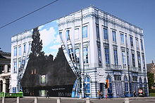 Magritte Museum (Michel wal, wikimedia)