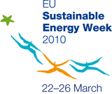The EU Sustainable Energy Week 22-26 March 2010